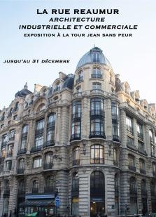 Affiche Rue Réaumur Tour Jean sans Peur