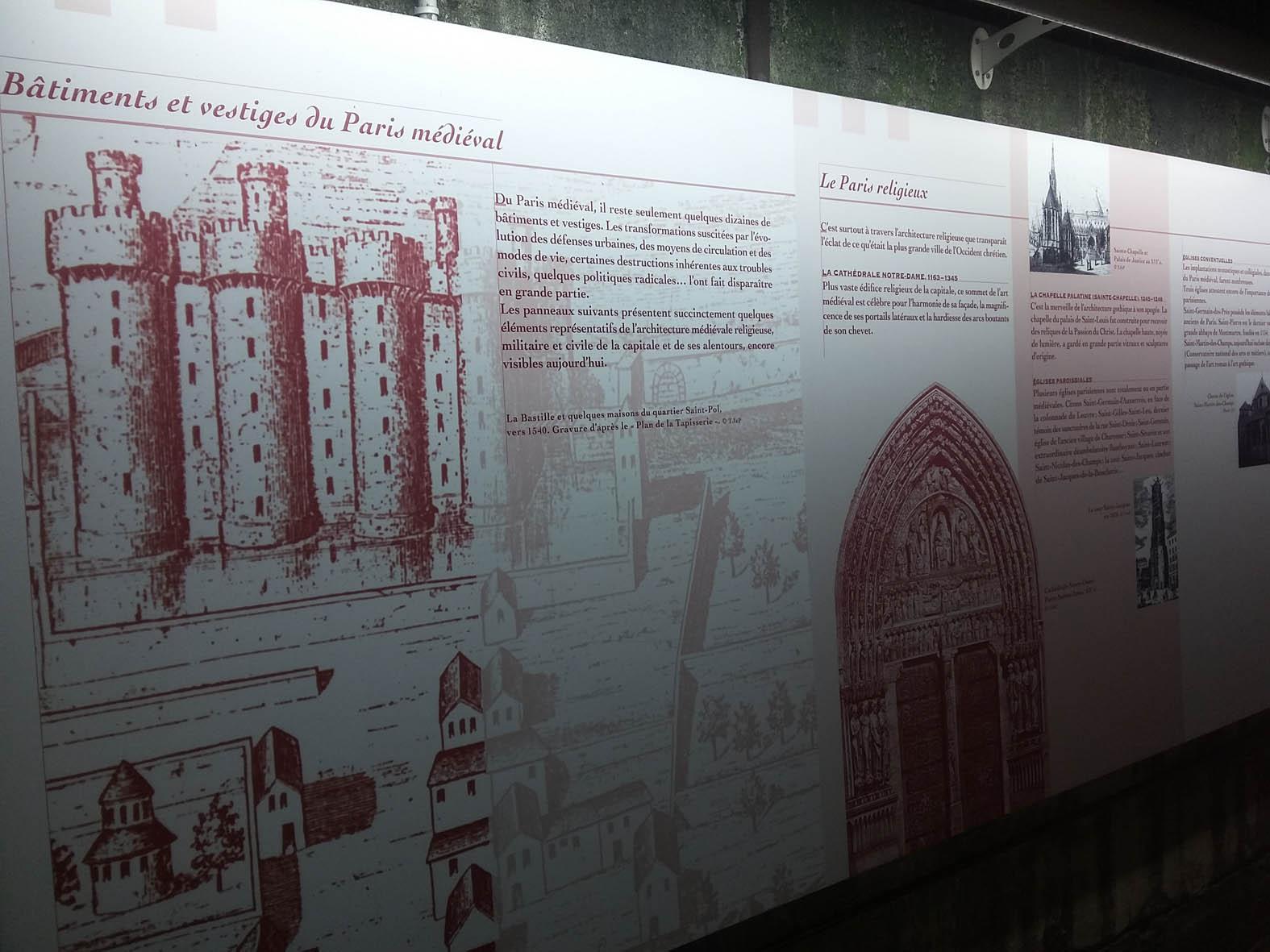Galerie paris medieval-Tour jean sans peur