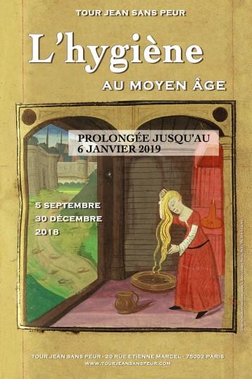 Affiche_expo_hygiene_Tour_Jean_Sans_Peur