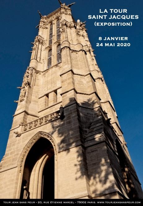 Affiche_tour_st_jacques_expo_TourJeansansPeur
